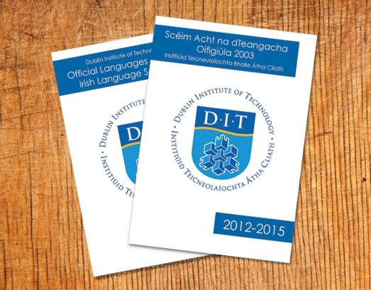 DIT Dublin Institute of Technology - Scéim Teanga / DIT Language Scheme